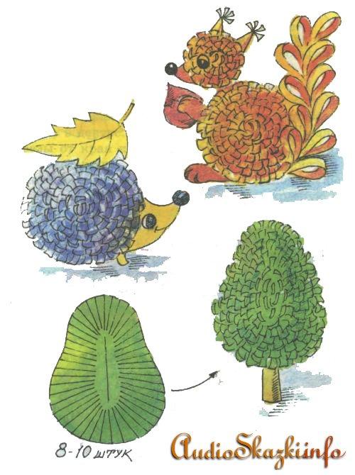 Самодельные игрушки на елку