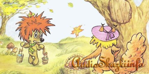 Детские сказки. Осенние корабли.