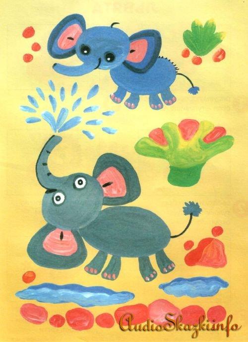 Учимся рисовать животных