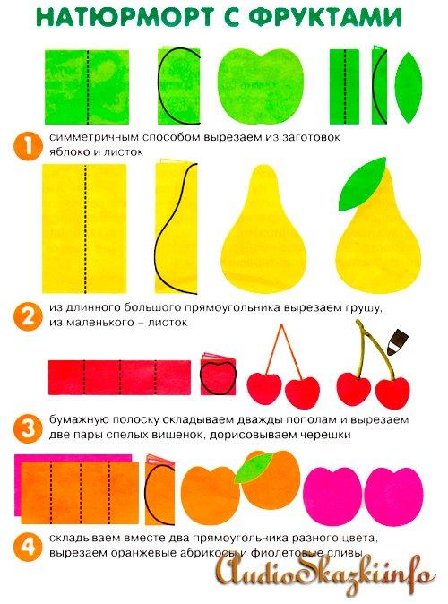 Полки из овощей