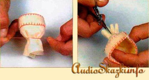 Как сделать нос у снеговика своими руками