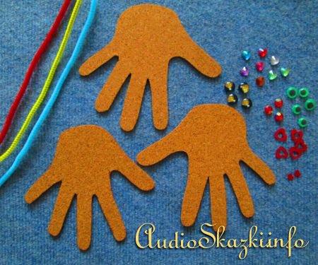 Как сделать декоративные камушки своими руками