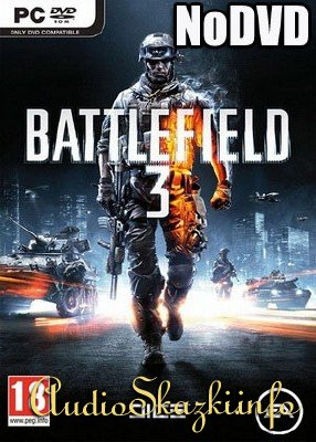 NoDVD (RELOADED) для Battlefield 3 [v1.0 | ENG/RUS]