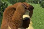 Маша и медведь: Маша + каша