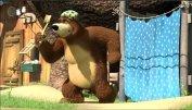 Маша и медведь: Усатый-Полосатый