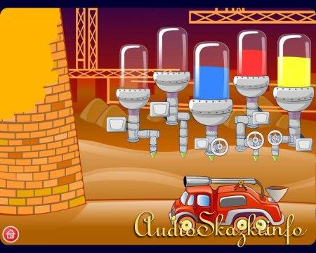 Детские игры Весёлые моторы: Часть 2