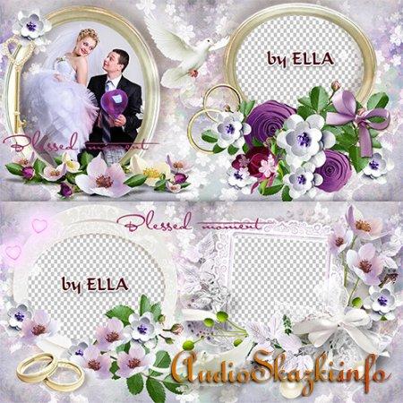 Великолепная свадебная фотокнига-Наша свадебная история