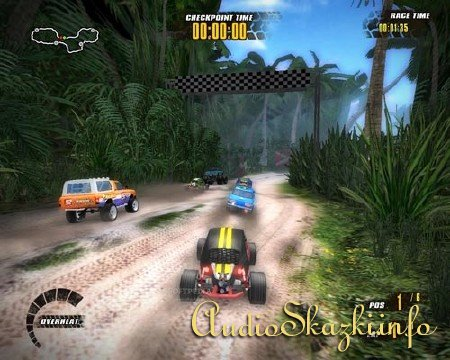 Extreme Jungle Racers 1.15