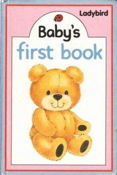 Baby's first book/Первая книга малыша