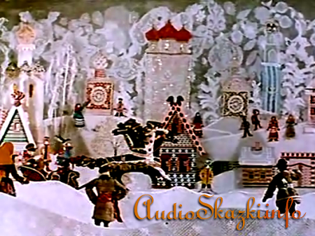 Времена года (DVDRip/1969) Мультфильм на музыку П. И. Чайковского