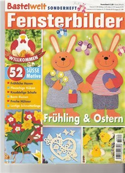 Fensterbilder - Fruhling & Ostern