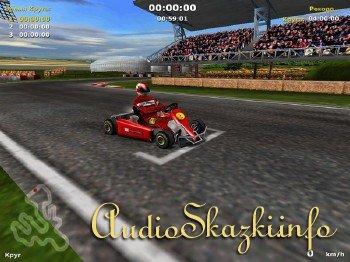 Мировые гонки. Михаэль Шумахер (2002/RUS)
