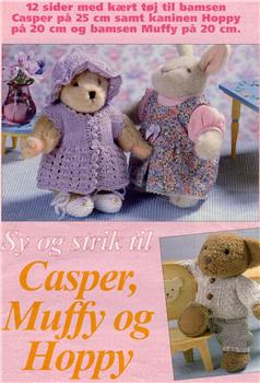 Casper, Muffy og Hoppy