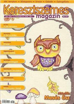 Keresztszemes magazin №3 2011