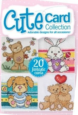 Cute card collection (приложение к журналу Cute Cross Stitch №2 2013)