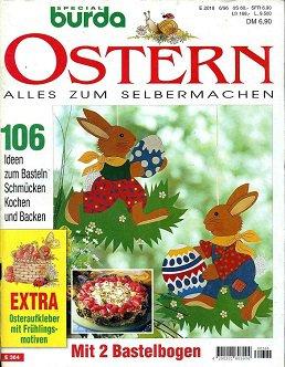 Burda special № E364 1996 De Ostern
