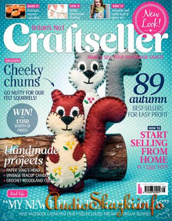 Craftseller - October 2013