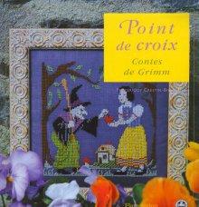 Point de croix Contes de Grimm
