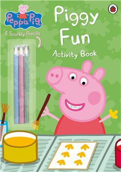 Piggy Fun. Activty book