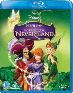 ����� ��� 2: ����������� � ��������� / Peter Pan 2: Return to Never Land (2002) SatRip
