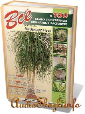 Всё о 100 самых популярных комнатных растениях